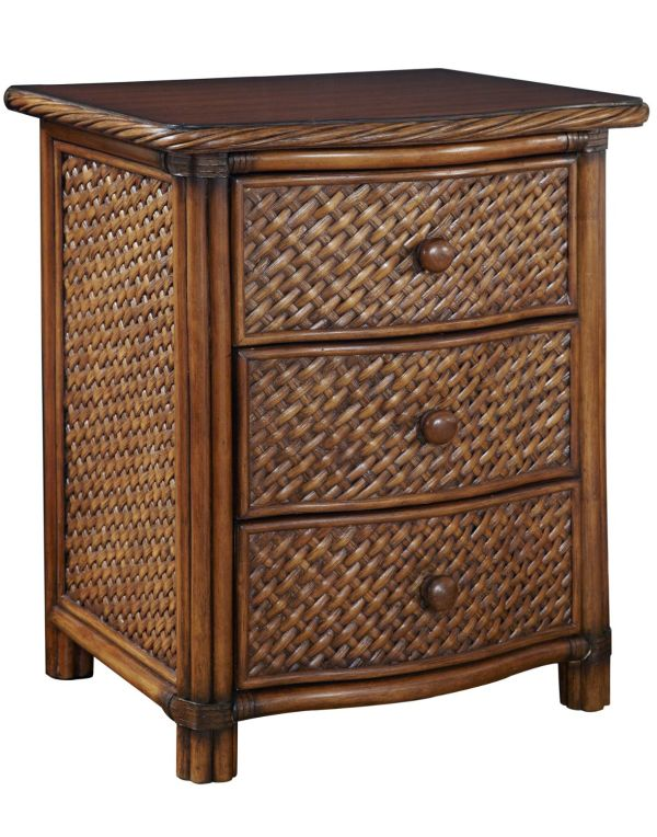 Home Styles Marco Island Night Stand