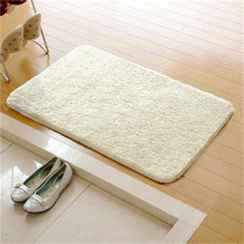 Soft Fluffy Rugs Anti Skid Shaggy Rug Bedroom Carpet Floor Mat
