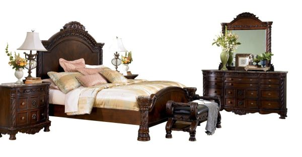 Signature Design by Ashley North Shore Bedroom Set