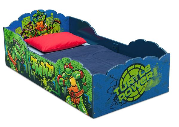 Ninja Turtle Bunk Bed