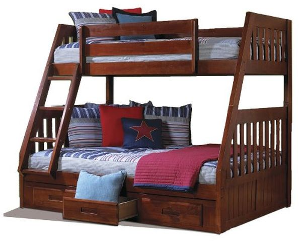 American Furniture Classics Bunk Bed Twin Full