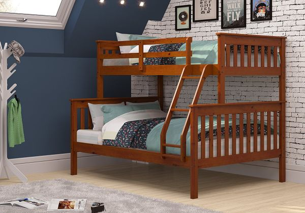 Children Bunk Beds - Gamelyn Kids Full Size Bed
