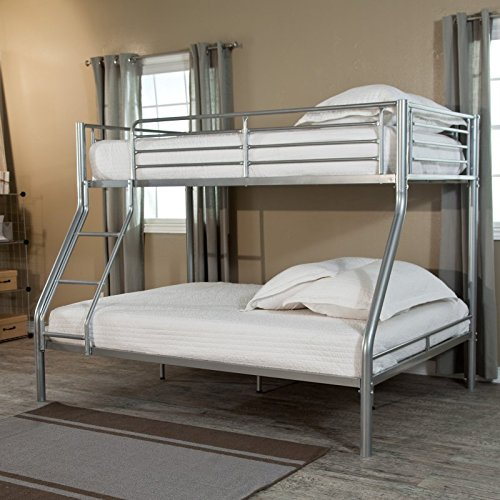 Bunk Bed with Full Bed on Bottom