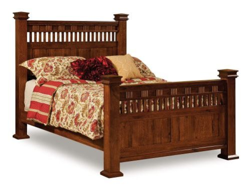 amish oak bedroom furniture