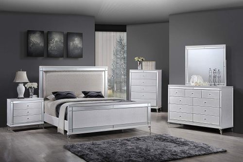 white bedroom sets queen