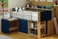 Kids-Loft-Twin-Bed-with-Desk-Navy-and-Natural
