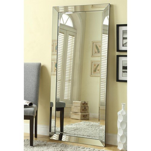 Coaster Home Furnishings Bedroom Mirrors Silver