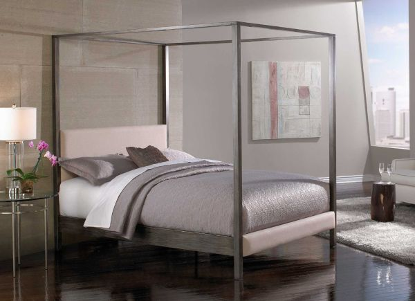 Fashion Bed Group Contemporary Avalon Complete Bed