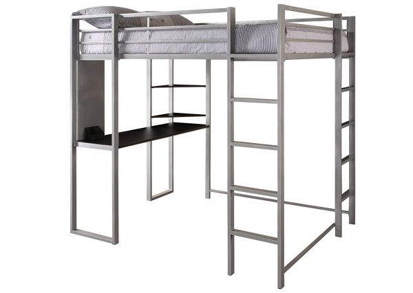 Bunk Beds with No Bottom Bunk