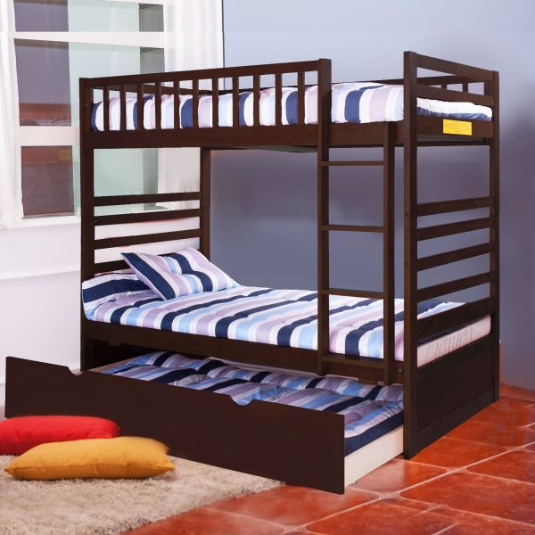 4 Person Bunk Bed