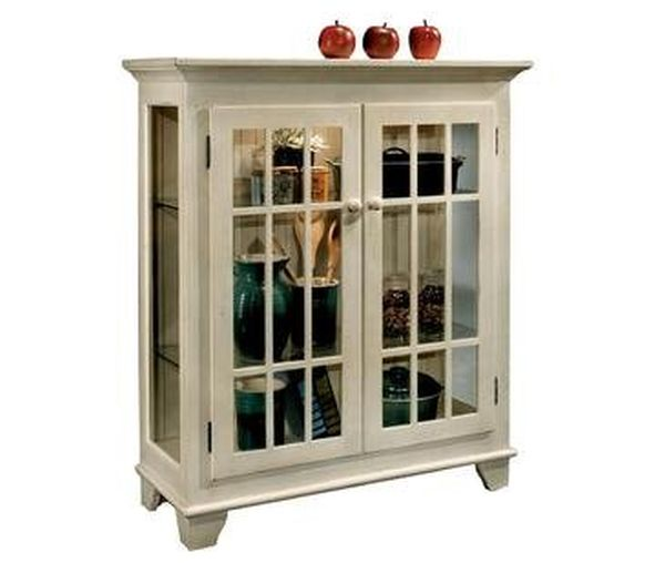 Philip Reinisch Color Time Barlow Display Console, Sandshell White