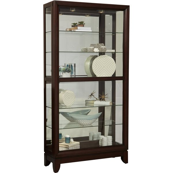 Large Curio Cabinets