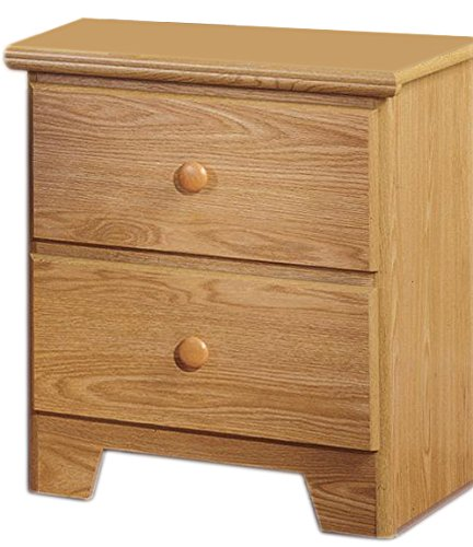 Lang Furniture Shaker 2-Drawer Night Stand