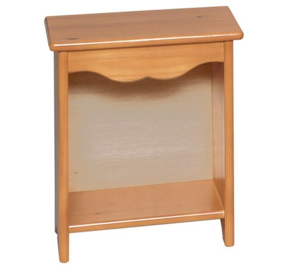 Little Colorado Toddler Bedside Stand Honey Oak