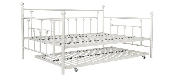 DHP Manila Daybed and Trundle Full Twin