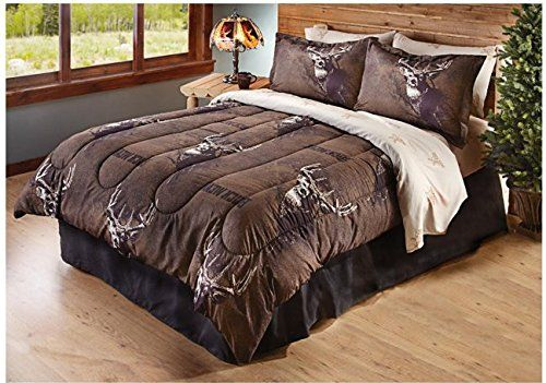 log cabin bedroom comforter sets