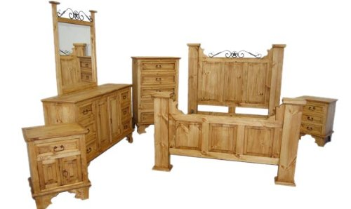 rustic bedroom furniture suites