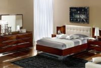 Italian Modern Contemporary King Size Bed Matrix Bedroom Set by CamelGroup, Italy