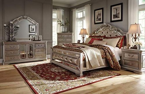 ashley furniture platform bedroom sets