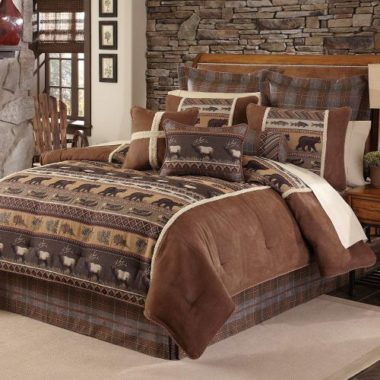 country bedroom comforter sets