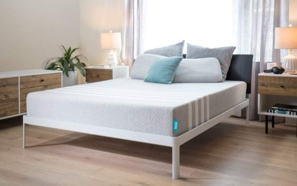 Leesa Memory Foam Mattress, Twin XL