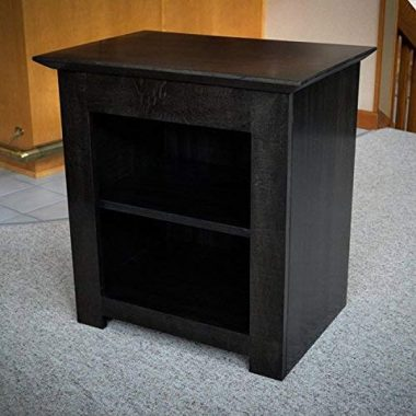 handsome Secret Compartment Nightstand (diversion safe)