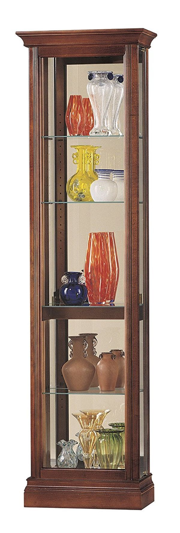 Howard Miller 680-245 Gregory Curio Cabinet