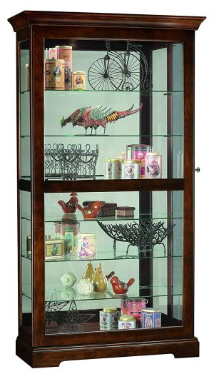 Howard Miller Tyler Curio Display Cabinet