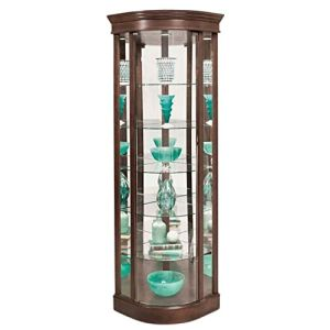 Philip Reinisch Lighthouse Auberge Curio Cabinet