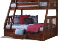 American Furniture Classics Bunk Bed, Twin Full