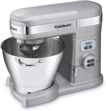 Cuisinart SM-55BC 12-Speed Stand Mixer, Brushed Chrome