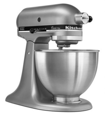 KitchenAid-KSM75SL-Classic-Plus-4.5-Qt.-Tilt-Head-Stand-Mixer-Silver