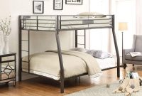 ACME Limbra Black Sand Full over Queen Bunk Bed