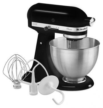 KitchenAid-Classic-Series-4.5-Quart-Tilt-Head-Stand-Mixer-Onyx-Black-K45SSOB