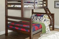Powell Bunk Bed, Twin over Full, Espresso