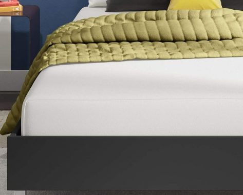 Signature Sleep Memoir 8-Inch Memory Foam Mattress, Twin Size
