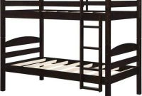 Better Homes and Gardens Leighton Twin Over Twin Wood Bunk Bed (Bed Only)