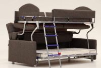 Completely Collapsible Foldable Bunk Bed Italy, Frame Only, No upholstery included