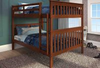 DONCO KIDS Mission Bunkbed with Slat-Kits - Full Over Full