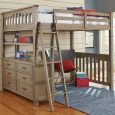 NE Kids Full Loft Bed