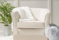 Christopher Knight Home Cecilia Swivel Chair, Natural