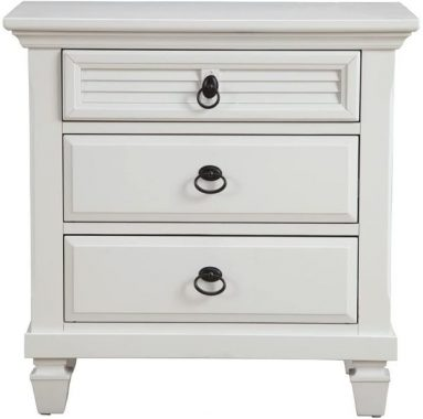 Alpine Furniture Winchester Nightstand