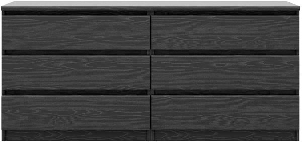 Tvilum 6 Drawer Double Dresser