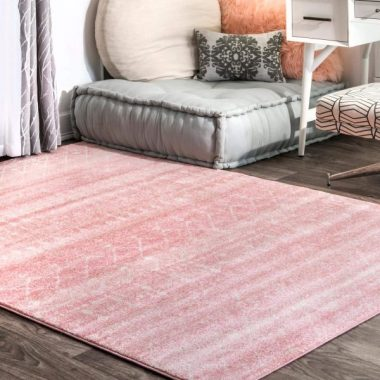 nuLOOM Moroccan Blythe Accent Rug, 2' x 3', Pink