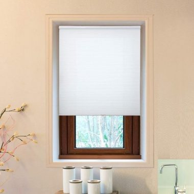 Cellular Window Shades (Light Filtering) Cordless Room Darkening Blinds and Shades for Windows, Bedroom, Home
