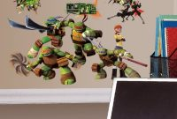 RoomMates Teenage Mutant Ninja Turtles Peel and Stick Wall Decals