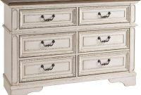 Signature Design By Ashley - Realyn Youth Dresser - Chipped White
