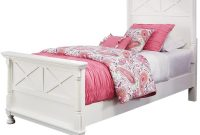 Ashley Furniture Signature Design - Kaslyn Casual Youth Panel Bedset - Twin Size Bed - White
