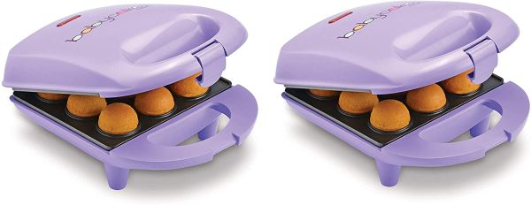 Babycakes Mini Cake Pop Maker (2 Pack)