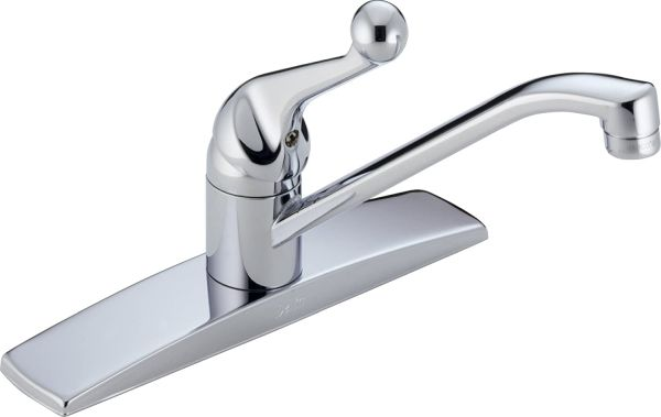 Delta Faucet 100LF-WF, 8.00 x 8.00 x 8.00 inches, Chrome